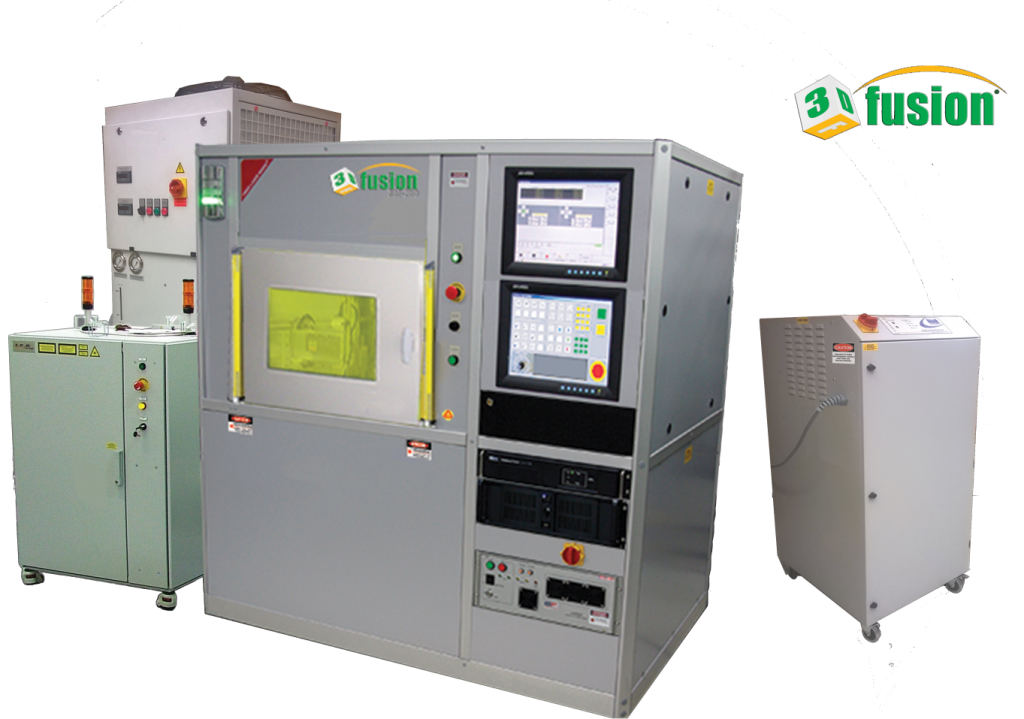 Laser Photonics 3D Fusion Metal Printing System NANO Powder Direct Metal Sintering System from Fonon Technologies